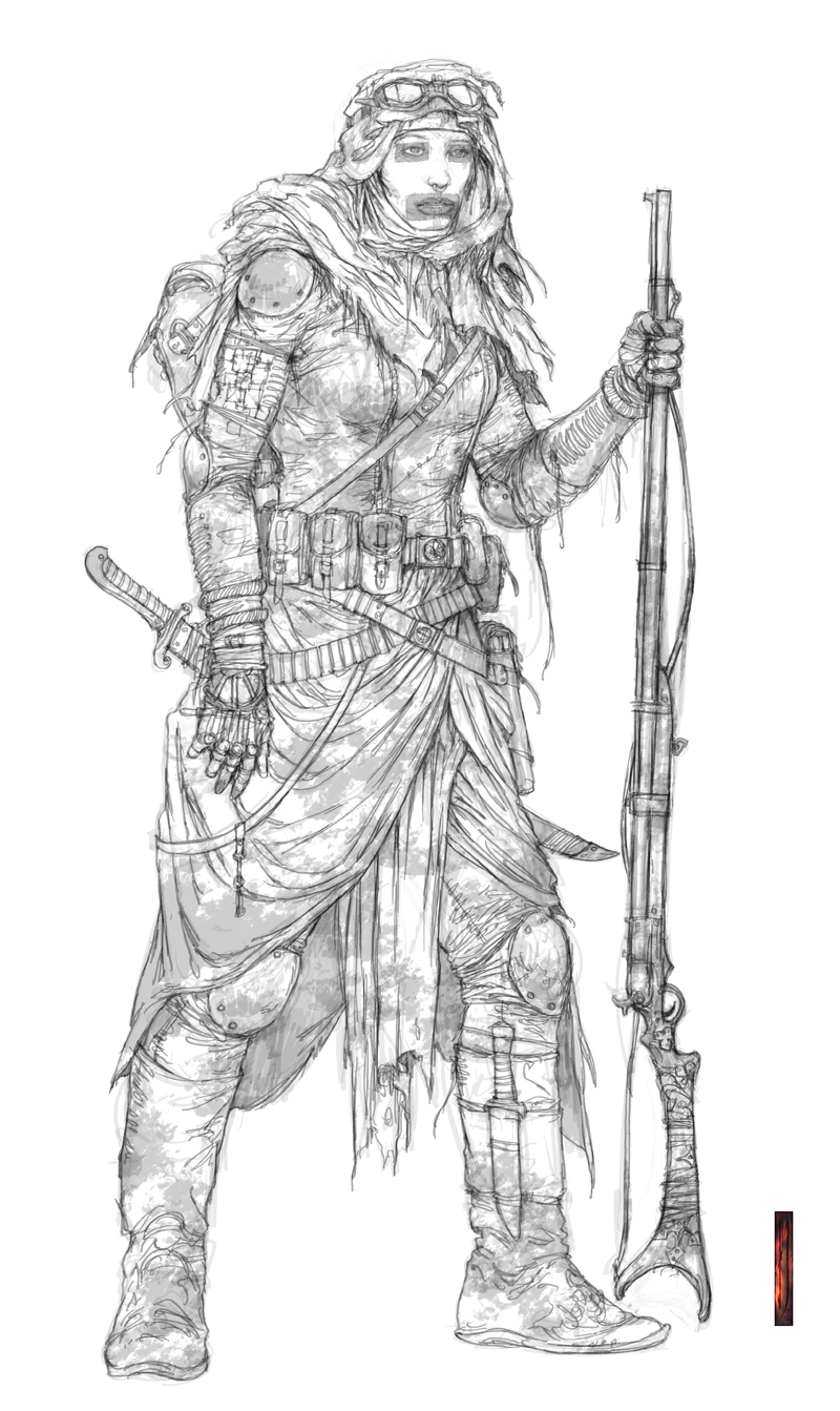 Vuvalini, many mothers tribe.