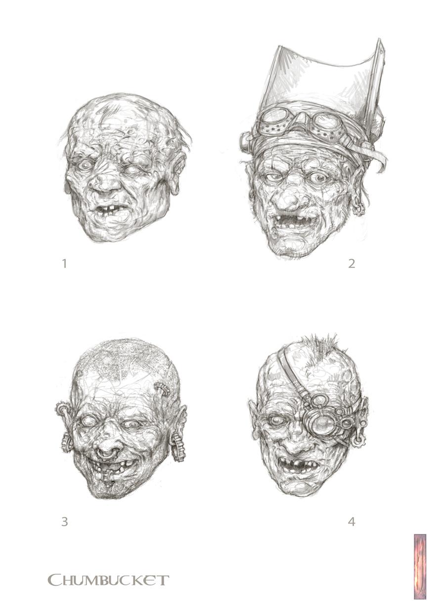 Chumbucket heads