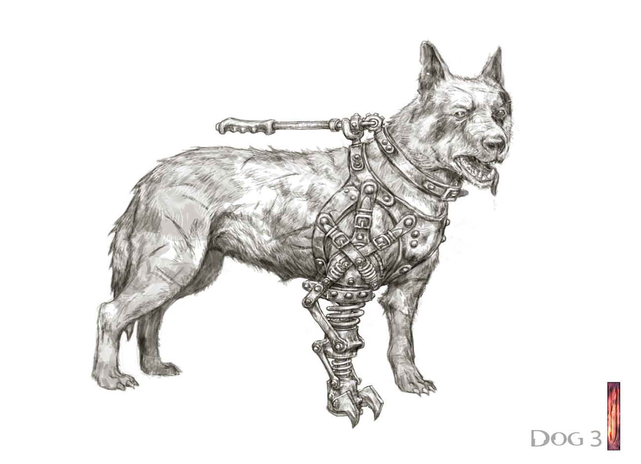 Dog version 3