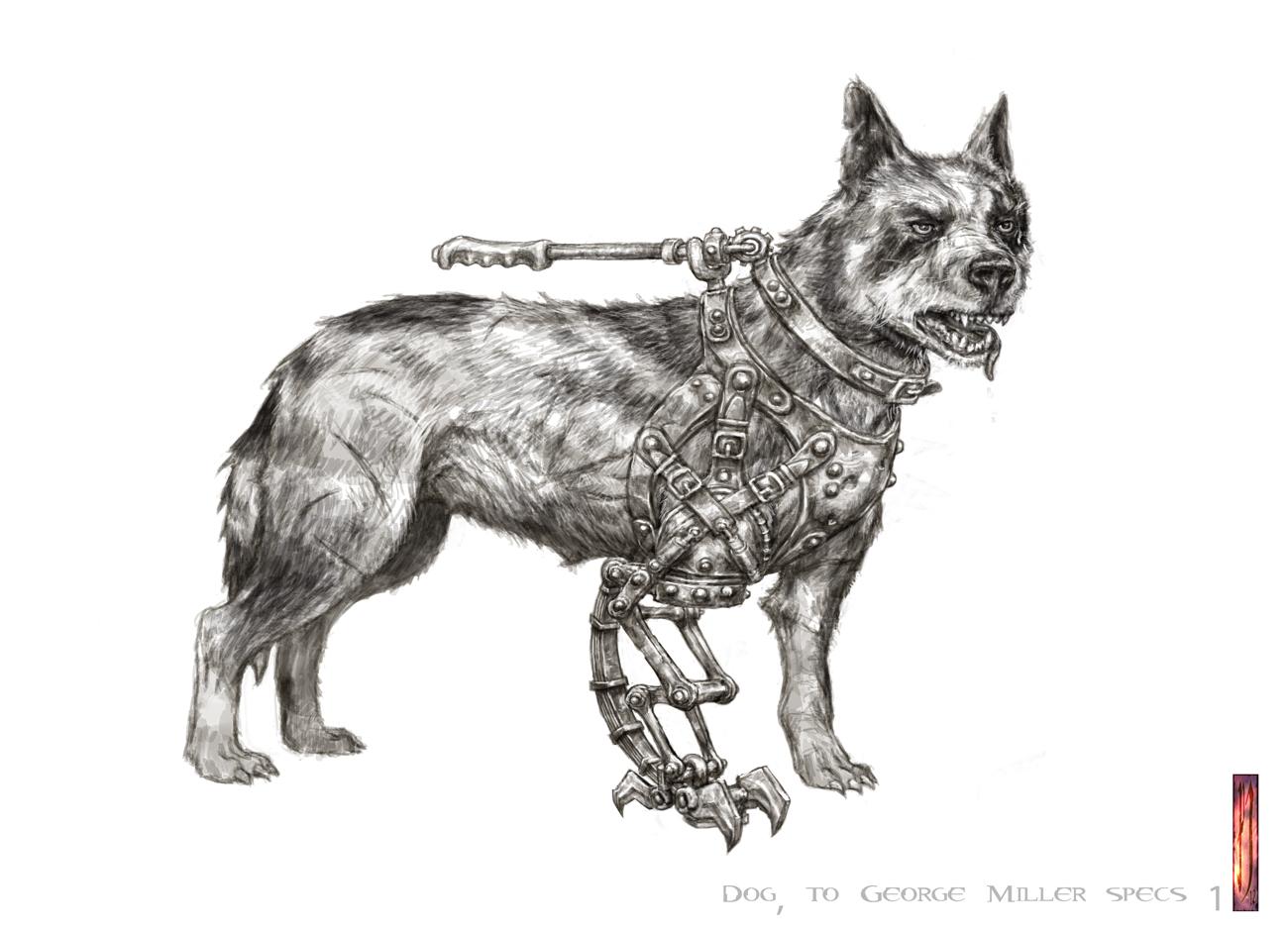 Dog version 4