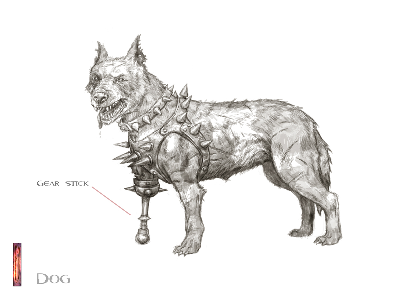Dog version 1